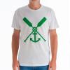 Camiseta Sagone Blanca