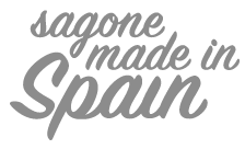 Logotipo Sagone Made in Spain